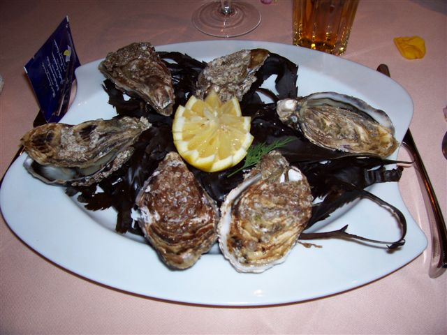 Les moules normandes